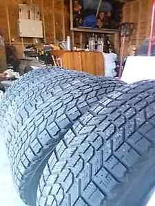 "16"" tires and wheels..6 lug toyota St. John's Newfoundland image 2"