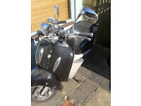 Looking to trade 125 Znen for %0cc scooter