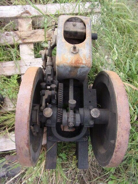 Alpha DeLaval 1 1/2 HP Gas Engine