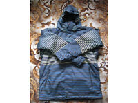 All weather Quiksilver Bad Weather Jacket Size X L in good condition