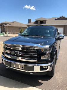 2016 FORD F150 Lariat  SOLD