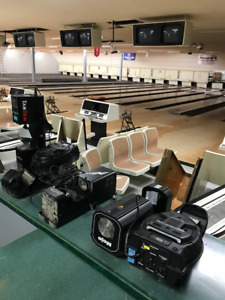 LIQUIDATION CONTENT SALE - BOWLING ALLEY & LAW OFFICE!