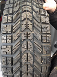 4 Winter Tires FIRESTONE 215/70R15