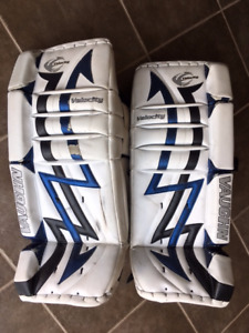 20+1 junior youth goalie pads