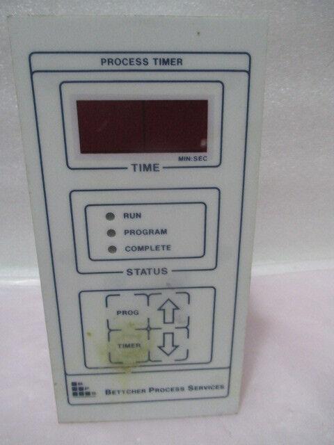 Bettcher Process Services 985T Process Timer, 422656