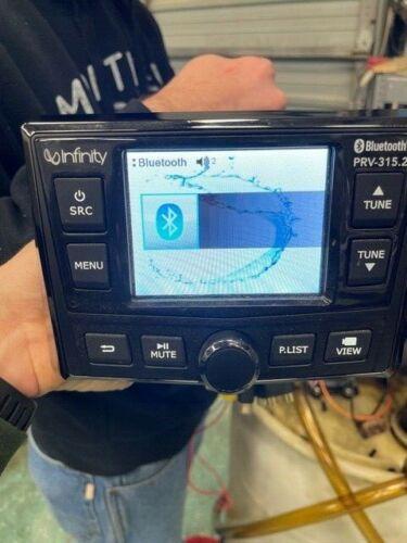 Infinity PRV-315.2 Marine Stereo radio head unit