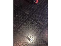hammer strength mats