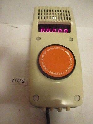 Genrad 1546 Strobotac Digital Stroboscope Low 100-700 Med 600-4200 High 3600-250