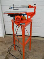 HEGNER MULTIMAX -18 UNIVERSAL PRECISION SCROLL SAW