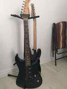 2 guitares Charvel 592 et 692 - Japan 1992