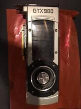 Nvidia Geforce GTX 980 (Gigabyte) Acton North Canberra Preview