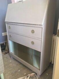 Retro Vintage Bureau