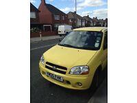 Suzuki Ignis 1.3L Yellow BARGAIN @ £300! NEED GONE ASAP!
