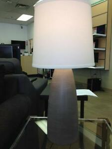 ASHLEY ASSORTED LAMPS $50-60 + TAXES