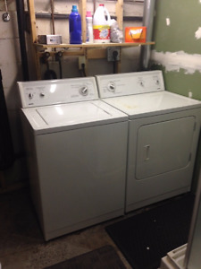 Kenmore washer /dyer $130.00