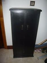 Craftsman-made solid timber DVD/CD cabinet Indooroopilly Brisbane South West Preview