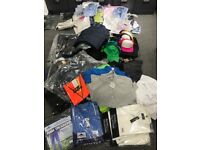 BULK JOB LOT UNIFORM WORK WEAR CLOTHING BRANDS PPE CORPORATE LEISURE WEAR WHOLESALE STOCK