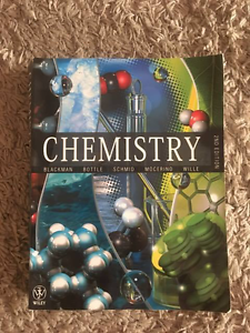Chemistry 2nd Edition Blackman Beeliar Cockburn Area Preview