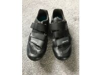 Cycling Shoes Size 6.5 with Cleats