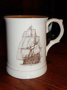 Bone China Commemorative Tankard/Stein