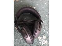 TDK MP100 adjustable head phones