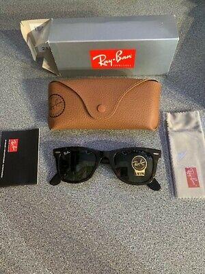 Ray-Ban - Wayfarer Sunglasses - Tortoise Shell