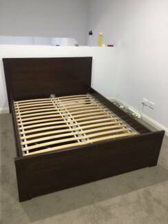 Bed frame Double bed
