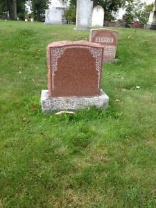 Burial Plot at Little Lake Cemetery
