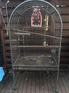 Birdcage. Large, suitable for a galah or Cockatoo Higgins Belconnen Area Preview
