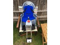 Hamax Siesta Child Bike Seat For Sale - Collection Only
