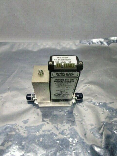 Unit UFC-1560A Mass Flow Controller, MFC, N2, 500 SCCM, 421284