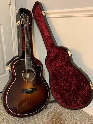 2011 Taylor 756CE 12 String - Mint Condition! Grand Symphony Body Style