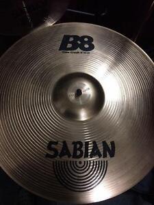 """Sabian B8 18"""" This Crash"""