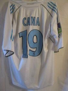 2005-2006-Match-Worn-Cena-Marseille-Home-Football-Shirt-XL-8213