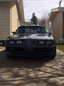 1980 TURBO TRANS-AM REDUCED 17000.00 OBO