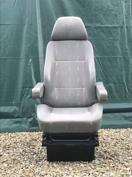 VW T5 Transporter Sportscraft passenger swivel captains seat with safe for sale  Lochgilphead, Argyll and Bute