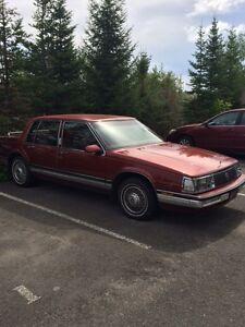 Magnifique voiture de 1986