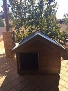 Large Wooden/Colour Bond Dog Kennel Connolly Joondalup Area Preview