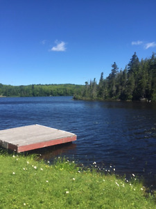 Waterfront lot for sale on Paudash Lake