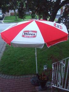 "new adjustable height 74"" diameter patio beach umbrella"