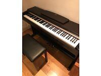 Yamaha YDP 141 Digital Piano Including Stool