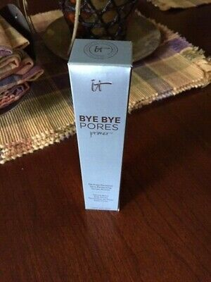 - IT Cosmetics Bye Bye Pores Primer OilFree Poreless Serum Primer