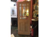 Victorian Style internal star door