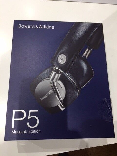 P5 Maserati Edition ( Bowers & Wilkins) Headphones nd New | in ...