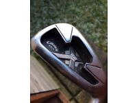 Callaway X22 Tour Forged Irons 3-PW flighted project X 5.0 rifle shaft