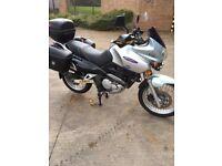 Suzuki XF650 Motorcycle