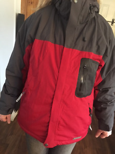 Mens Ski Jacket - Board Dokter H2Pore Extreme by Winterco