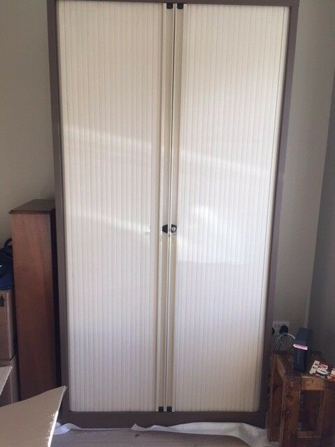 Large Storage/Filing Cabinet/Cupboard (metal)