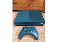 Xbox One S Deep Blue Console