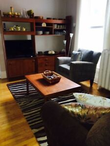 Executive furnished 2  bedroom apartment